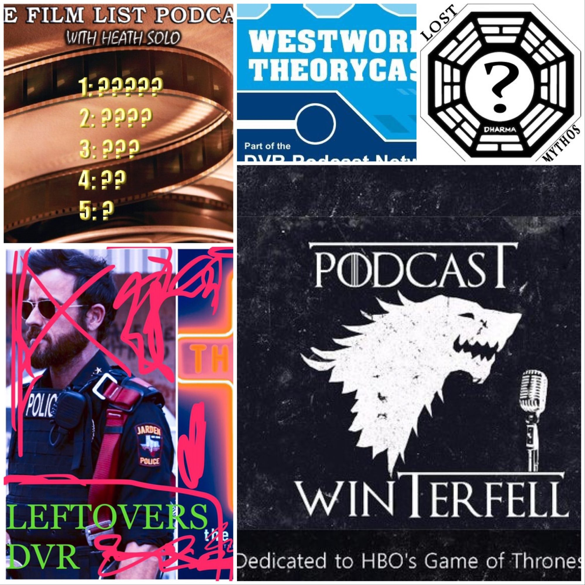 DVR Podcast Network
